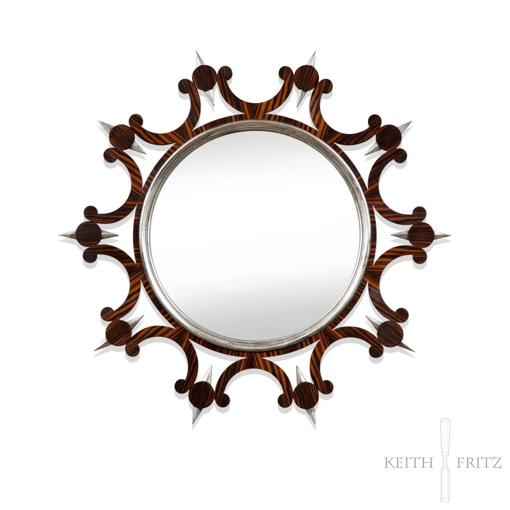 Ball and Spike Mirror
